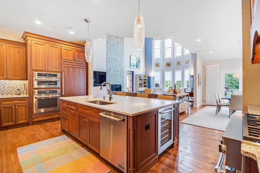 house for sale Newtown Square neotraditional kitchen