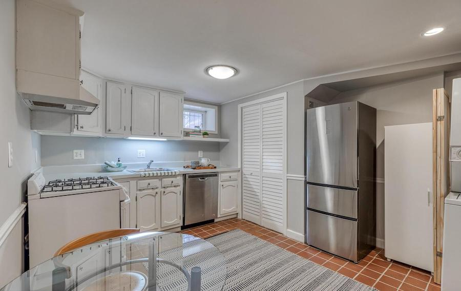 house for sale queen village updated trinity kitchen