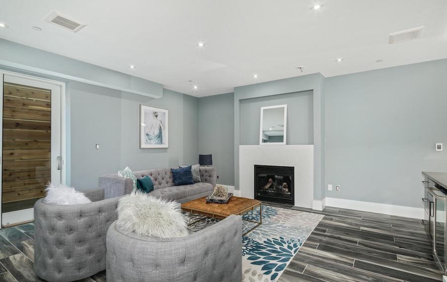 secret basement lounge