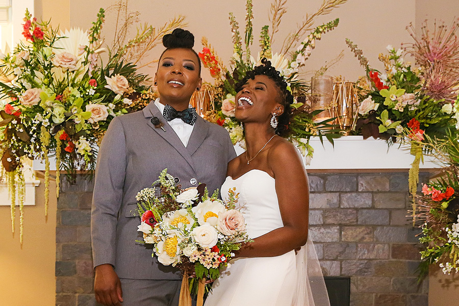 Delaware County wedding