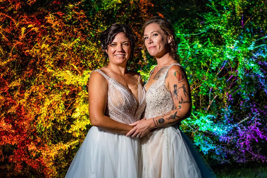 Bolingbroke Mansion micro-wedding