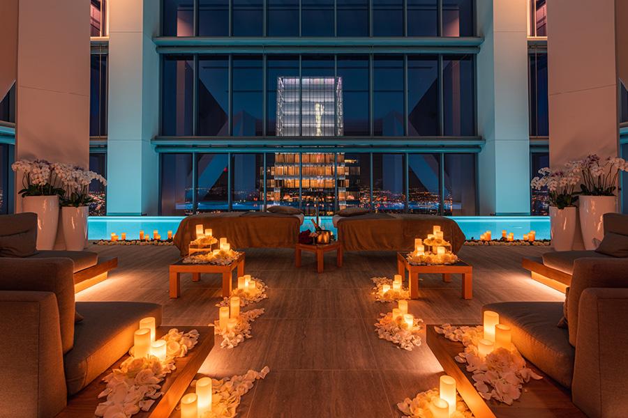 Four Seasons Hotel Philadelphia Spa