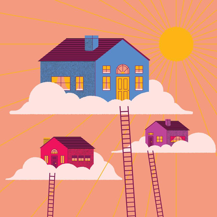 marché du logement chaud