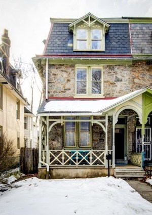 house for sale mount airy victorian twin exterior front