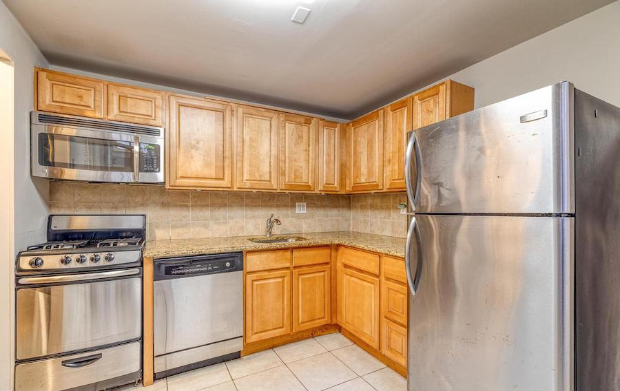 house for sale Rittenhouse renovated trinity kitchen