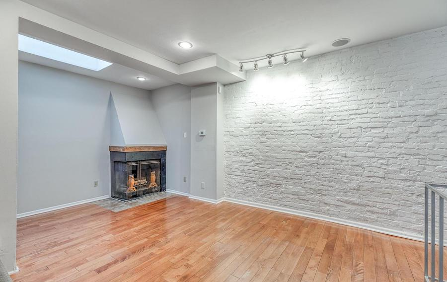 house for sale Rittenhouse renovated trinity living room
