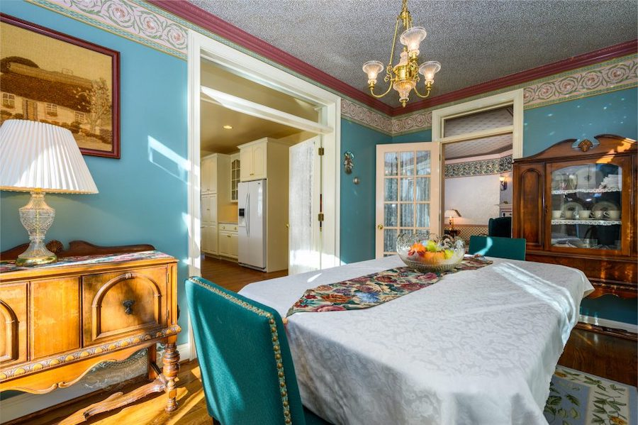 house for sale west chester queen anne dining room