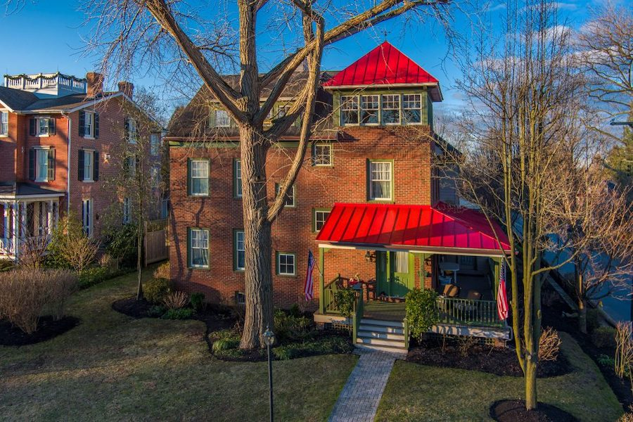 house for sale west chester queen anne