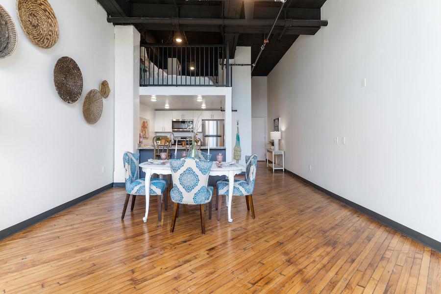 j-centrel apartment profile model loft studio
