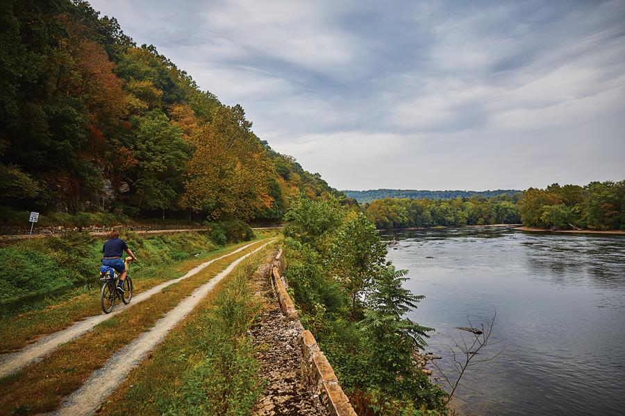bike trails philadelphia