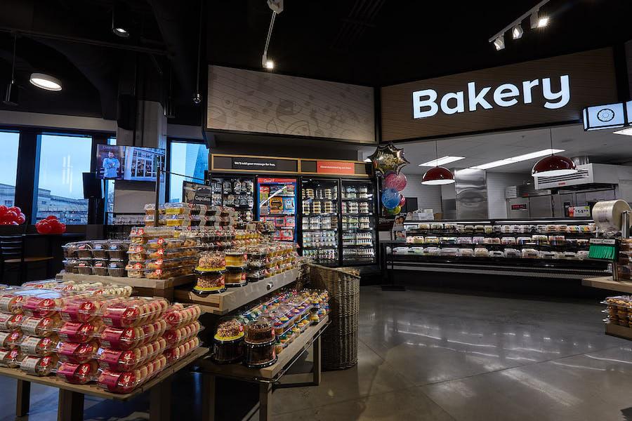 bakery department