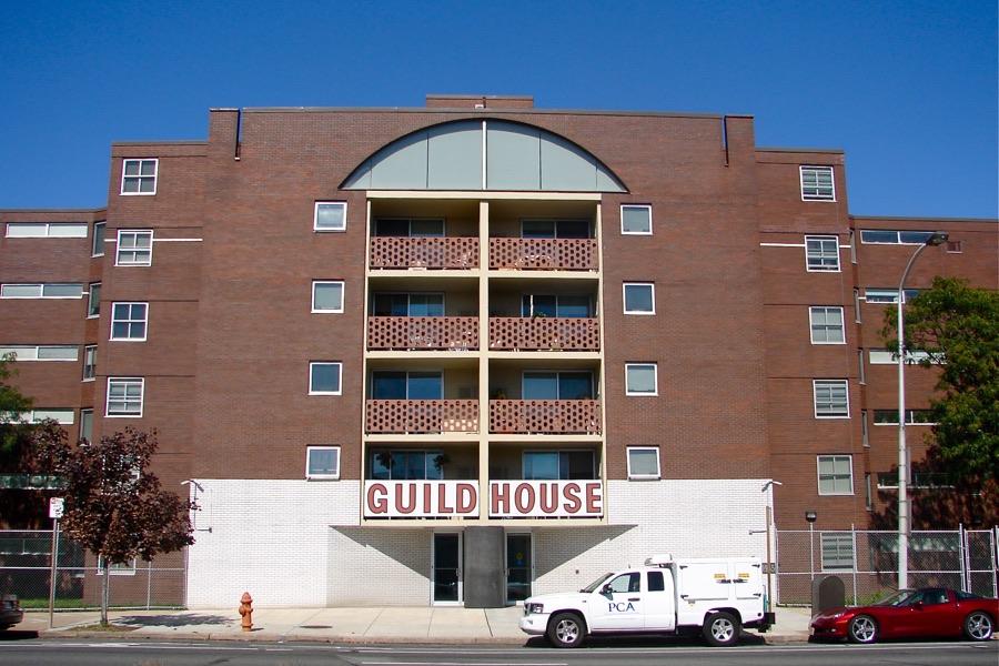 philadelphia buildings guild house