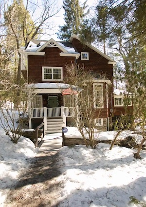 house for sale rebuilt canadensis house exterior front