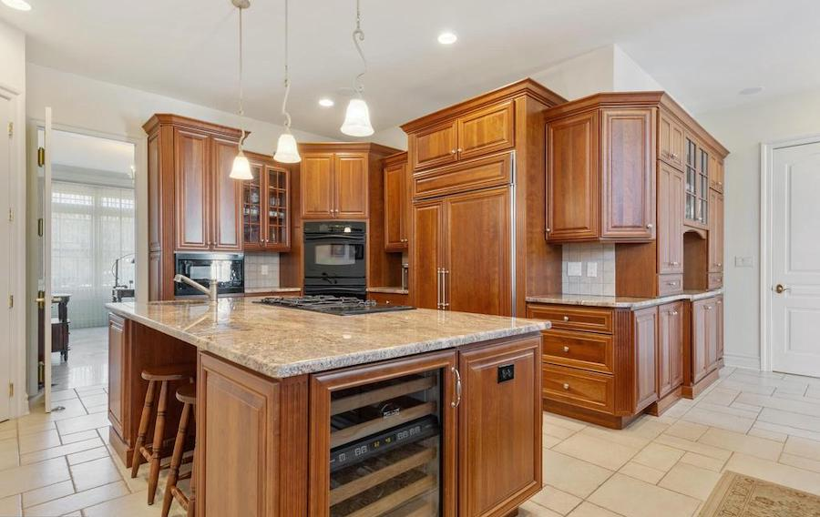 house for sale Hockessin builder's special main kitchen