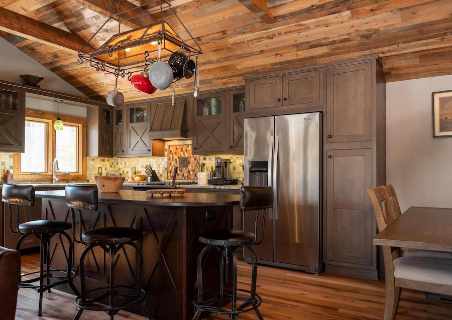 house for sale new hope renovated ranch kitchen