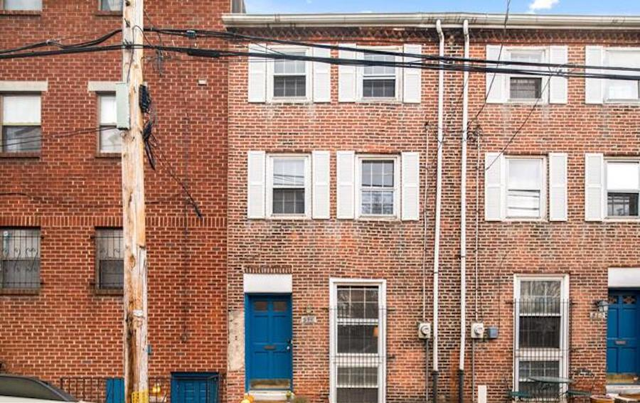 house for sale northern liberties updated trinity exterior front
