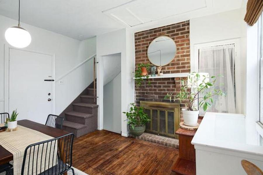 house for sale northern liberties updated trinity dining room