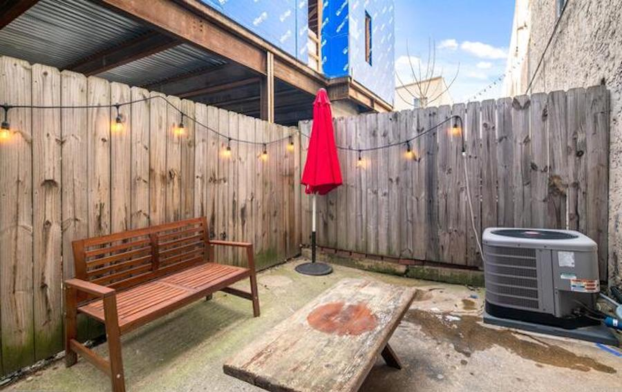 house for sale northern liberties updated trinity patio