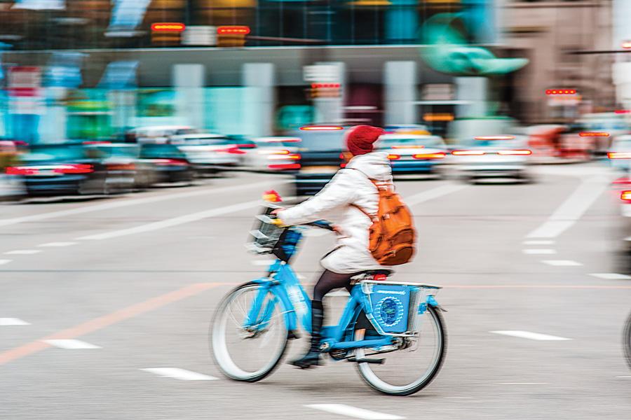 philadelphia biking