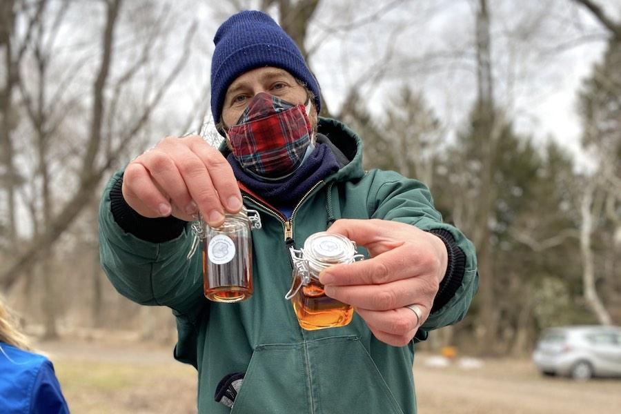 philadelphia maple syrup enthusiast jethro heiko