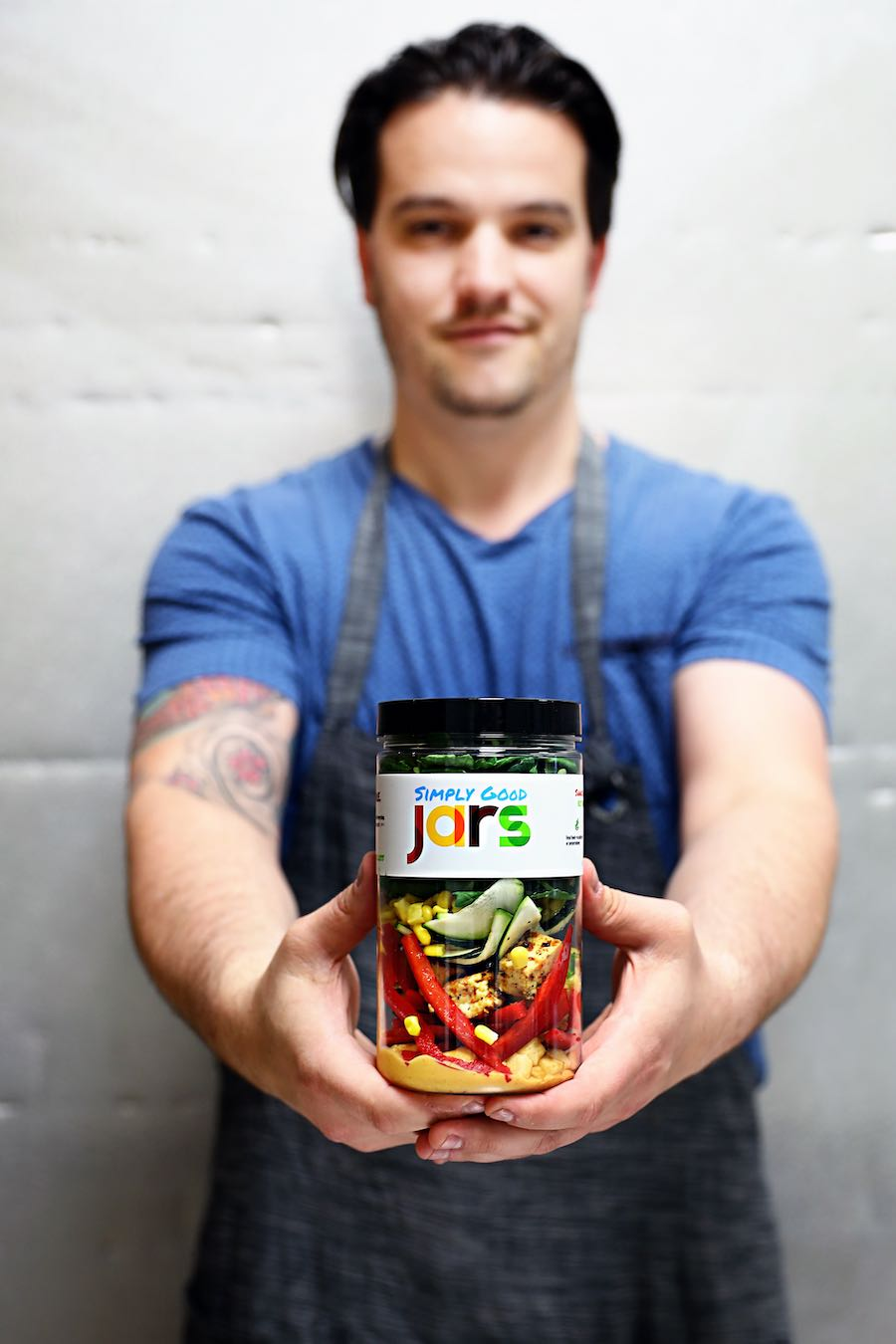 simply good jars founder jared cannon, who will appear on the new shark tank episode this week