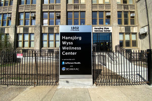 Hansjörg Wyss Wellness Center