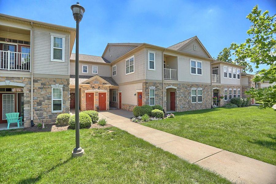 apartment sizes in philadelphia orchard ridge in Pottstown