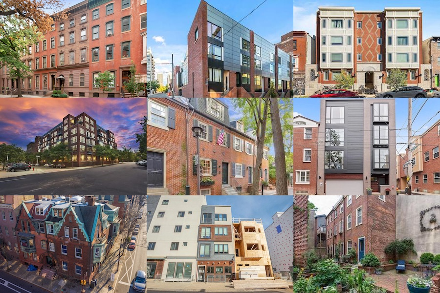center city housing report selection of properties featured on phillymag