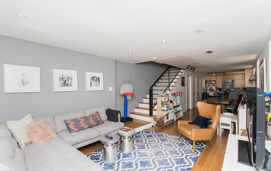 accessory apartment main floor