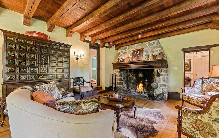 house for sale malvern expanded colonial farmhouse great room