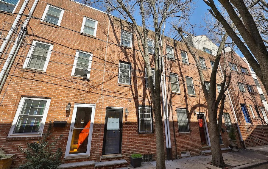 house for sale queen village extended trinity exterior front