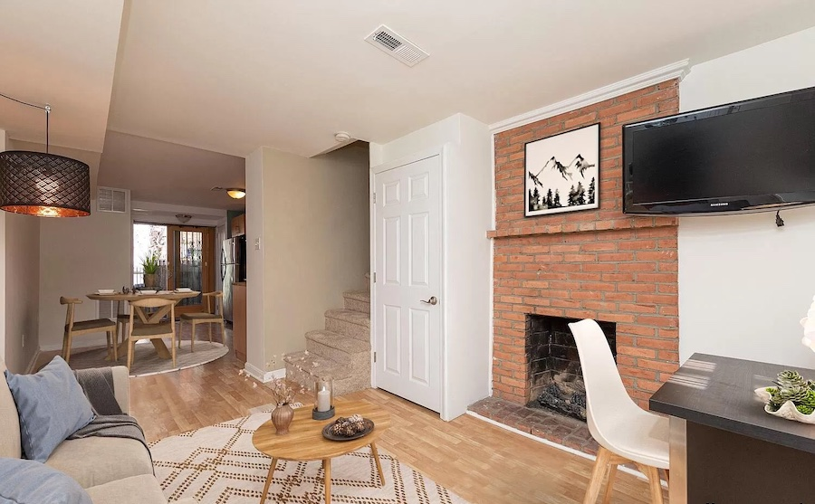 house for sale queen village extended trinity main floor