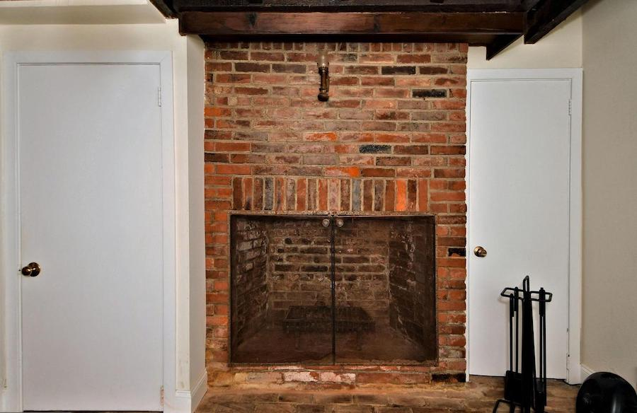 house for sale extended queen village trinity kitchen fireplace