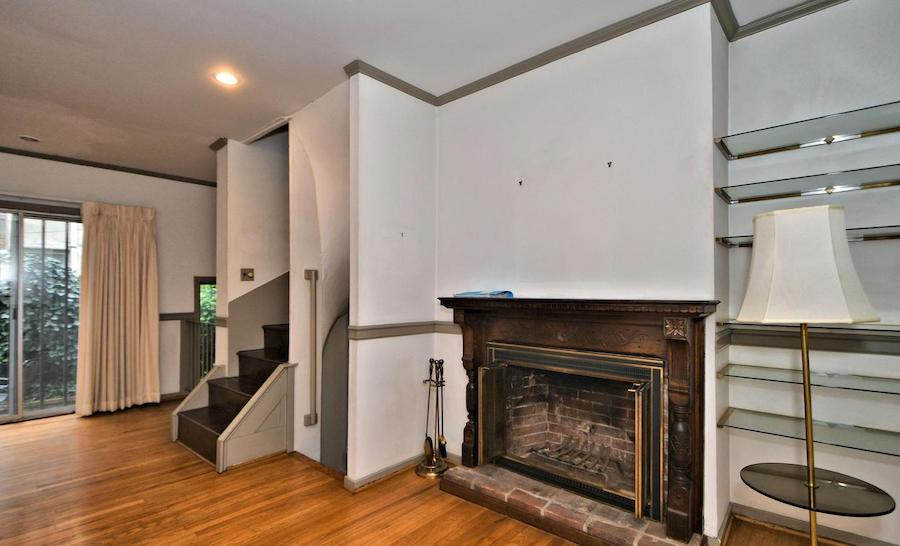 house for sale extended queen village trinity living room