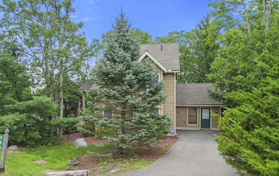 house for sale tannersville contemporary traditional