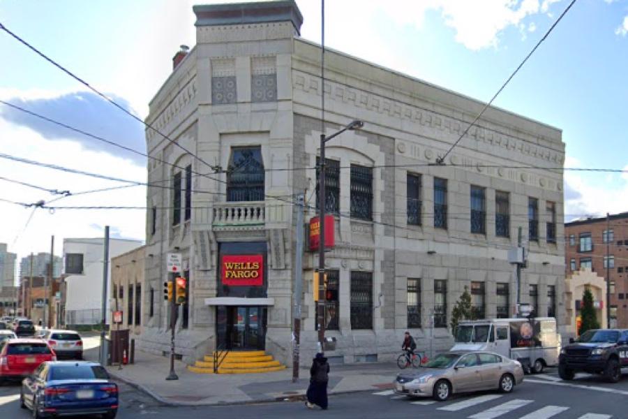 philadelphia buildings kensington bank