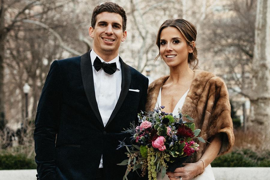 Giuseppe & Sons wedding