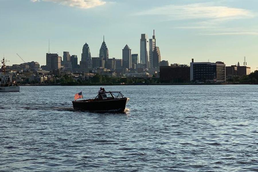 Delaware River cruises