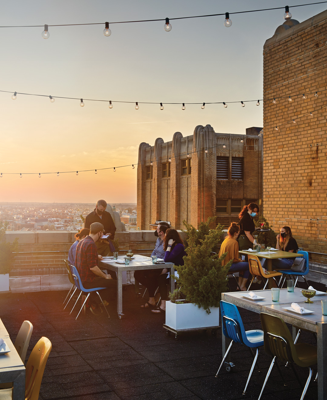 outdoor dining philadelphia