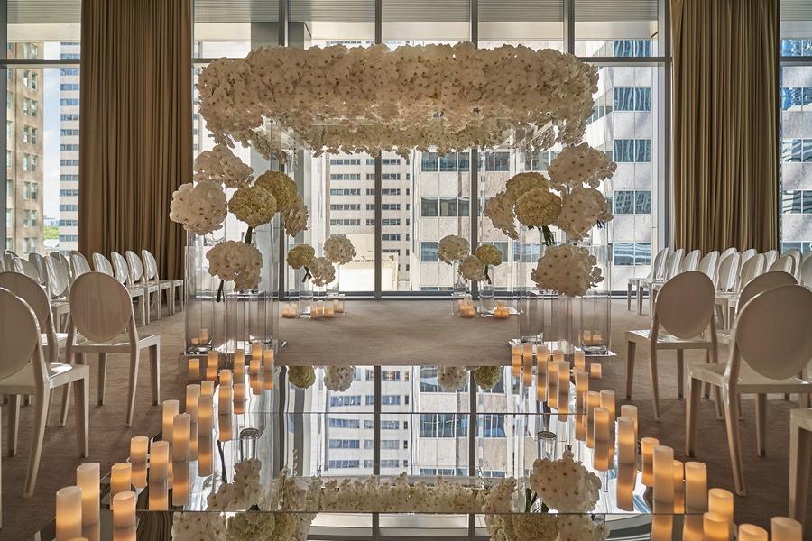 Four Seasons Hotel wedding catering