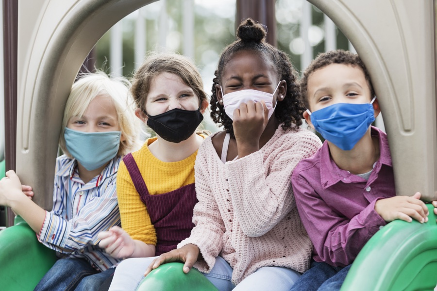 unvaccinated kids