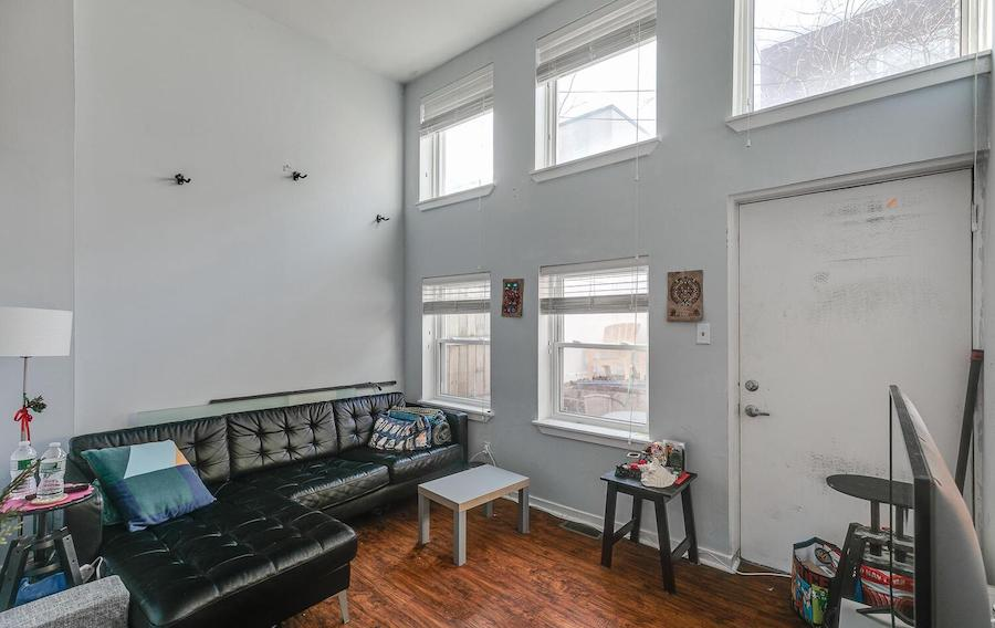 living room, accessory dwelling
