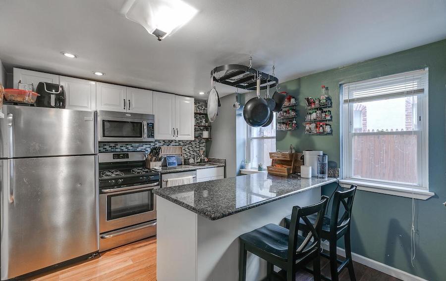 house for sale northern liberties duplex kitchen