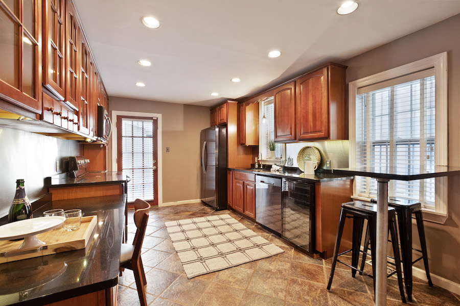 house for sale queen village extended trinity kitchen
