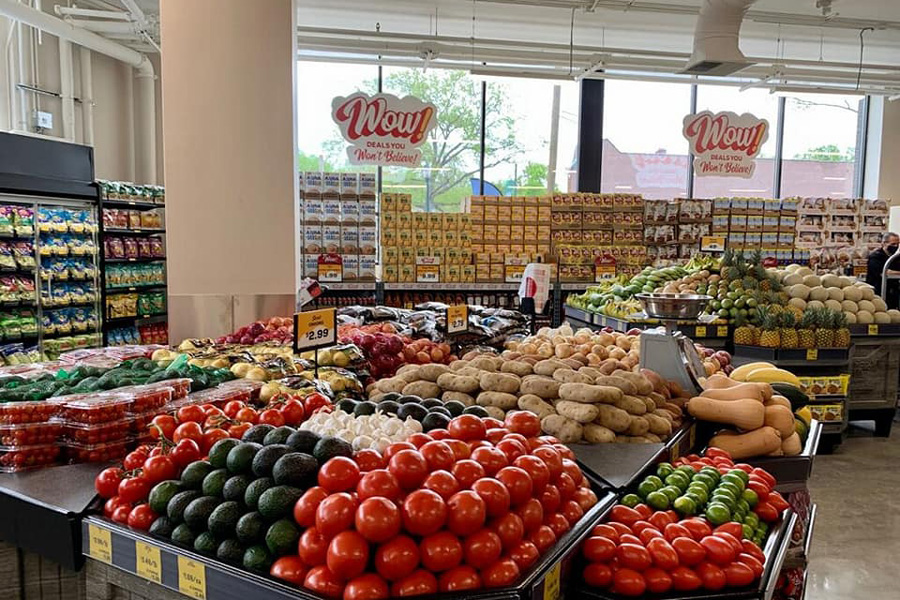 grocery outlet mount airy