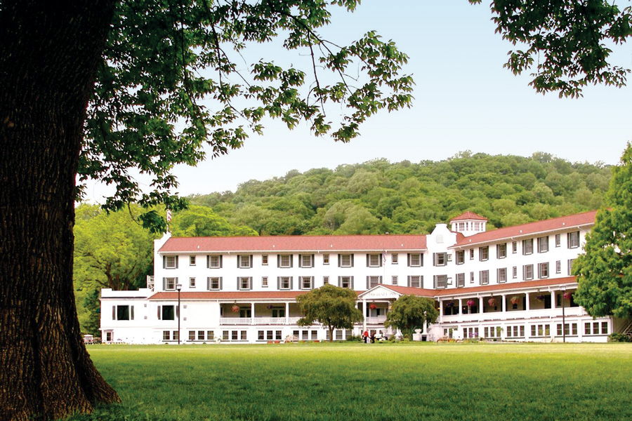 poconos resorts hotels