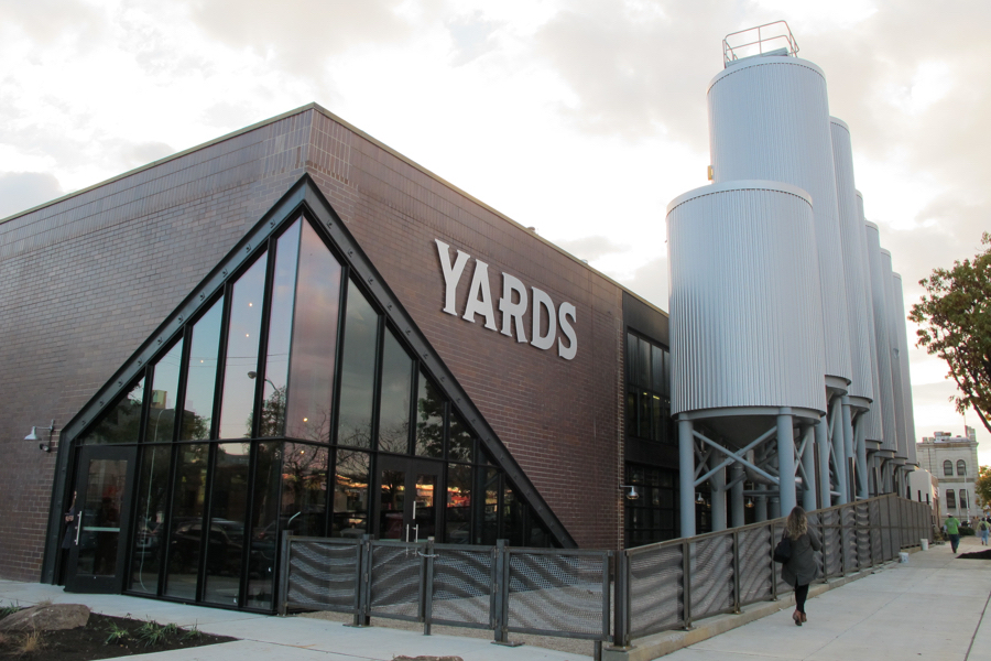 yards brewing company headquarters in philadelphia, site of a pregnancy discrimination lawsuit against the company