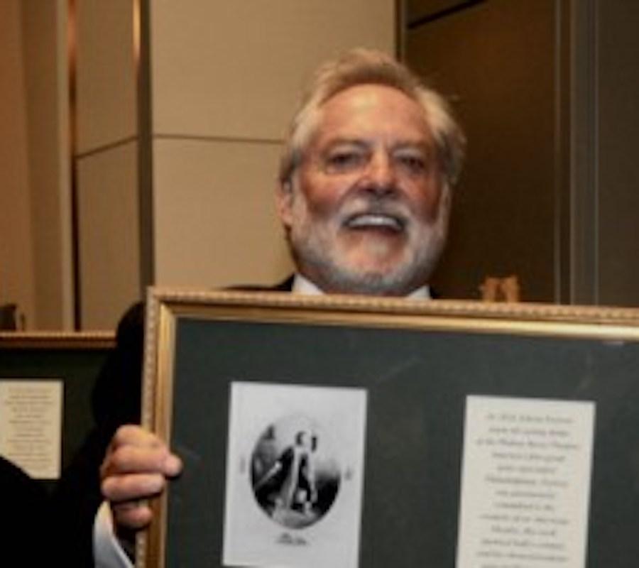 walnut street theatre executive director bernard havard