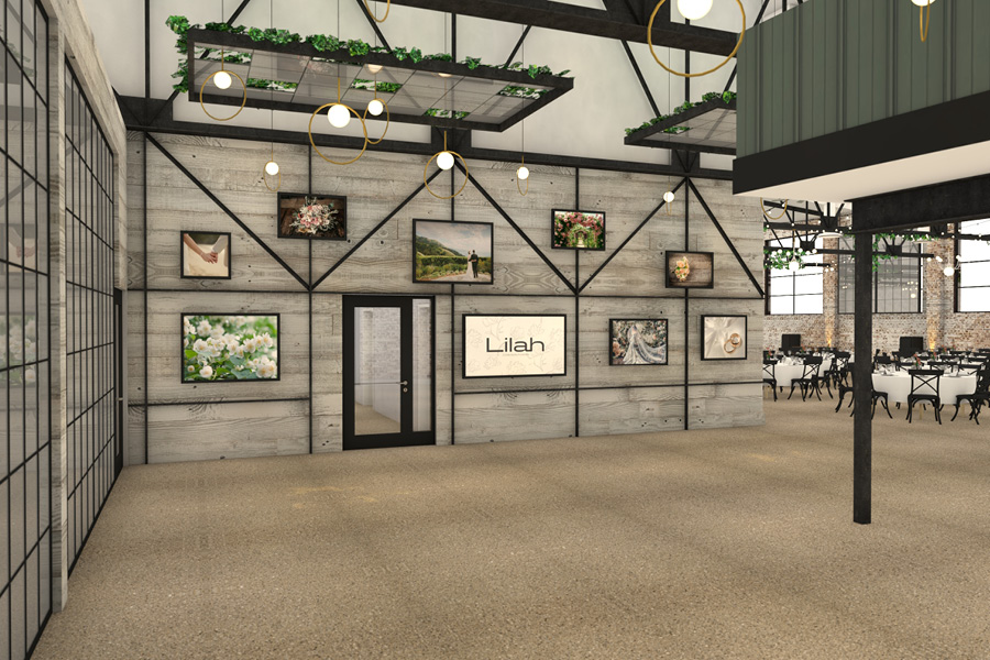 Lilah wedding venue