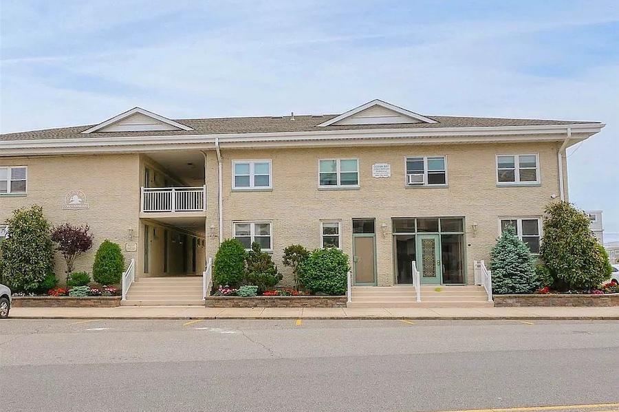 condo for sale Longport efficiency building exterior